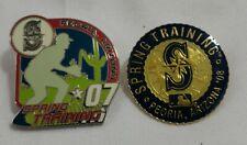 2007 2008 Seattle Mariners Cactus League Spring Training Pin Peoria Arizona