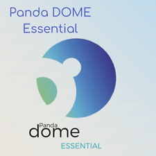 Panda AntiVirus PRO / Dome Essential 2020 3 Devices 1 Year License UK