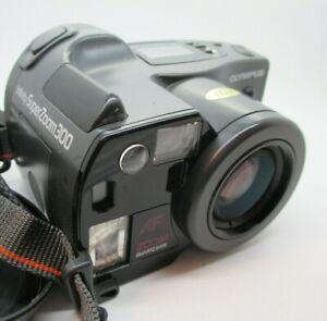 Olympus Infinity Super Zoom 330 Zoom Auto Focus Multi Mode 35mm Film Camera GOOD