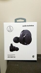 Audio-Technica ATH-CKR7TW In-Ear Wireless Headphones - Black