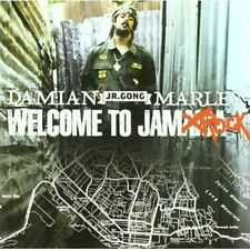 "Damian ""Junior Gong"" Marley, Damian Marley - Welcome to Jamrock [New CD] Explici"