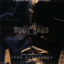 Body Bags  - Original Soundtrack [1993] | John Carpenter & Jim Lang | CD