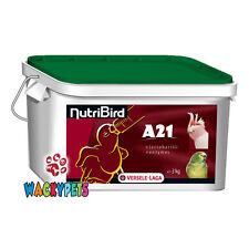 Versele Laga NutriBird A21 800g Complete food for Handrearing Baby Birds(VL1550)