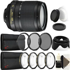 Nikon 18-105mm f/3.5-5.6 AF-S DX Nikkor Lens for Nikon D5200 D5100 & Accessories
