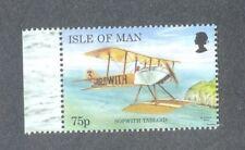 Isle of Man-75p New Value Sopwith Tabloid mnh -Aviation-2014