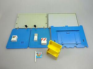 Playmobil Ersatzteile zu 3418 Kiosk Konvolut Vintage