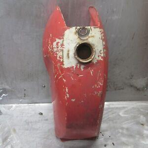 Rickman Fuel Gas Tank Steel unknown model