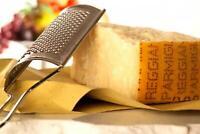 Italian hard, dry cheese PARMIGIANO REGGIANO CHEESE / Free Shipping