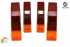 Ford Transit Mk7 2006-2014 Chassis Cab Rear Light Lens Pair Left & Right