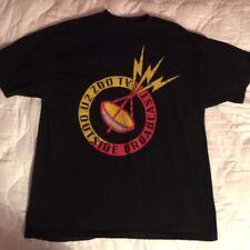 U2 Rare Vintage T-Shirt 1992 ZOO TV Concert Tour Men's XL Excellent Condition!