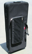 Gator Rolling Keyboard Piano Gig Bag Padded Transport Bag Case