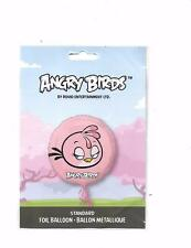 ANGRY BIRDS Pink BIRD 18 inch 27023 Balloon free P & P UK