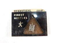 NOS Vintage Pfanstiehl DIAMOND NEEDLE 525-D7 Replaces Grado BSR-S