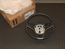 Used AC Delco 2012-2014 Chevy Sonic GM OEM Steering Wheel Non-Cruise Control