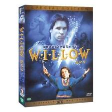 Willow (1988) - Ron Howard Val Kilmer Joanne Whalley DVD