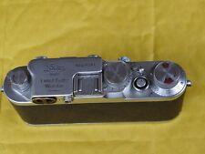Leica III C trasformata in 3F condizioni generali ottime