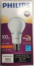 Philips 459115 100W Equivalent A21 Dimmable LED Light Bulb (6-PACK)