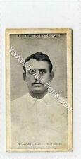 (Ga1856-454) Wills, Football Series, #21 M.Sanders, Barrow in Furness 1902 G-VG