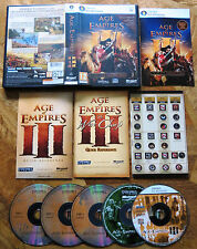 Age Of Empires III Complete Collection (PC CD-ROM) - V.G.C.