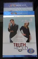 Truth Be Told (Family Movie Night) WITH SLIP COVER