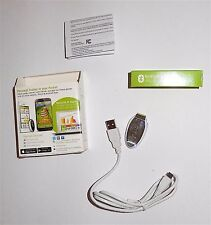 Striiv Bluetooth Pedometer Wireless Tracker, White, Cannot turn on, FOR PARTS