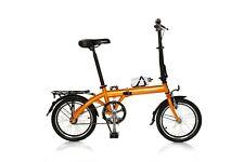 "FOLDING BIKES 16"" BICYCLE WITH FREE BIKE BAG"