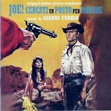 Gianni Ferrio: Joe! Cercati Un Posto Per Morire (New/Sealed CD)