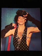 PRINCE 1988 LOVE SEXY TOUR CONCERT PROGRAM BOOK-NEAR MINT TO MINT-