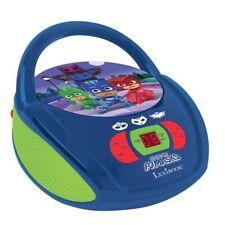 Lexibook RCD108PJM PJ Masks Boombox Portable Radio CD Player AC & Battery /NEW