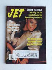 Jet Magazine March 24, 1986 - Dionne Warwick - Nina Simone Reveals