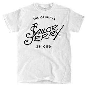 SAILOR JERRY - White T-Shirt