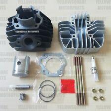 Cylinder Barrel Kit Yamaha PW80 with Gasket, Piston, Head & Studs. PW PY BW 80
