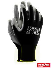 12 Paar Handschuhe Arbeitshandschuhe Montagehandschuhe Größe: 7-8-9-10   S/G