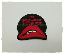 The Rocky Horror Picture Show Patch Sew Embroidered Iron On Logo Free Shipping