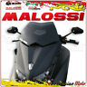 MALOSSI 4516328 CUPOLINO MHR FUMÉ SCURO RACING YAMAHA T-MAX 530 ie 4T LC 2016