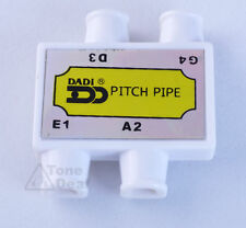 VIOLIN /MANDOLIN PITCH PIPE 4 tone E A D G tuner tuning pipes strings