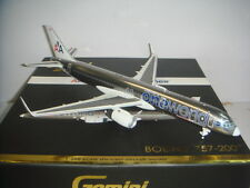 "Gemini Jets 200 American Airlines AA B757-200WL ""Oneworld color"" 1:200 DIECAST"