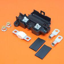Heavy Duty Midi voiture porte-fusible avec 80 amp midi fusibles bornes & thermorétractables