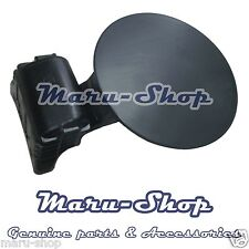 Unpainted Fuel Gas Tank Filler Door Cap Cover for 05~09 Hyundai Tucson