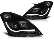 suzuki swift iv 2010 2011 2012 2013 headlights lpsi04 tube light black