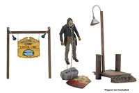 Friday the 13th Accessory Pack Camp Crystal Lake Set Neca