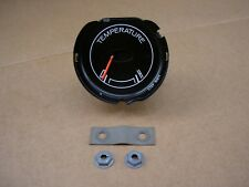 67-68 Ford Mustang instrument temperature gauge, C7ZZ-10883-B, RESTORED