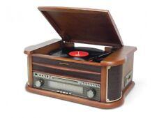 Soundmaster NR540, Nostalgie Musikcenter, Plattenspieler, CD, USB, Encoding