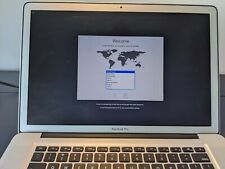 "2012 MacBook Pro 15"" fully upgraded: matte screen, 16GB RAM, 1TB SSD, 2.6GHz i7"
