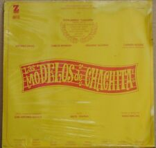 OST LAS MODELOS DE CHACHITA JOSE ANTONIO ZAVALA MEXICAN LP STILL SEALED OST/COME