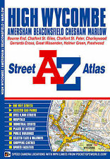 Very Good, High Wycombe Street Atlas (A-Z Visitors Map), Geographers A-Z Map Com