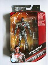 """Mattel Dc Comics Multiverse Justice League Cyborg Figure 6"""" Figure"""