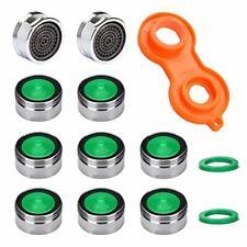 Strahlregler m24 Wasserhahn Sieb Einsatz 15pcs Material Messing von verchromt