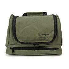 Snugpak Luxury Wash Bag. Green TRV061