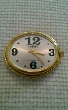 VINTAGE Omnia anti-magnetiche Swiss Made Orologio ovale